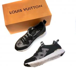 acheter shoes women louis vuitton net leather monogram